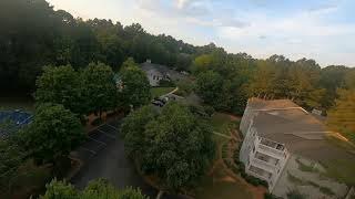 Duluth Atlanta Georgia - CINEMATIC FOOTAGE / DJI FPV DRONE SECOND ACRO FLIGHT @RUBENPINOFOTOGRAFIA