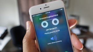 AnsweringMachine: Supercharged iOS voicemail for jailbreakers