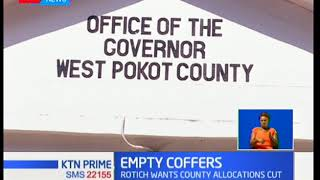 The council of governors is opposing a proposal to reduce county allocations