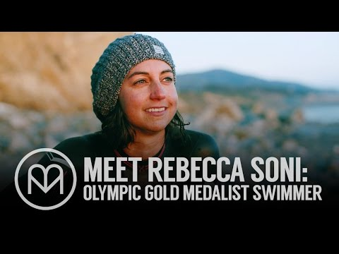 Meet Rebecca Soni: Olympic gold medalist swimmer