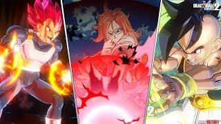 Dragon Ball Xenoverse 2 : ALL DLC Ultimate Attacks! w/Ultra Pack 2 (No Hud)