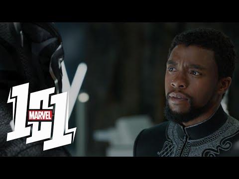No te pierdas el último estreno de Marvel: Black Panther