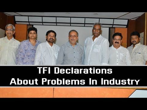 Telugu Film Industry Speaks To the Media
