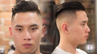 Mens Haircut | Skin Faded Undercut 2016 | RealBarberTv