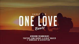 'One Love' Guitar x Drums Instrumental Free