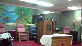 """""""When the Pieces Don't Fit"""" ~ Psalms 127:1-5 ~ Pastor G.L. Grose"""