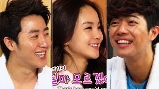 Happy Together - Who Are You? Special with Hong Jinho, Song Sohee, Jungigo & more! (2014.04.24)