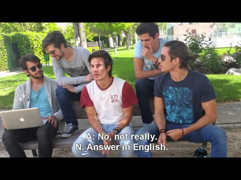 Dvicio Answers Line Questions (Eng Sub)