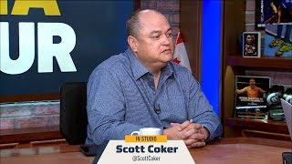 Scott Coker Baffled by UFC-Reebok Deal: 'It Should be Against the Labor Laws or Something'