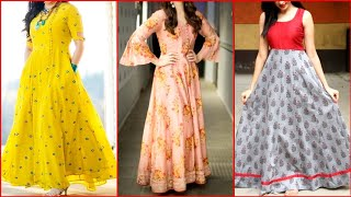 Maxi Dresses For Girls 2020 Ideas || Long Dress Designs || Indian Dresses || Long Maxi Dresses 2020