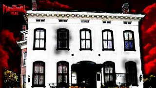 The Paranormal Files' Scariest Night Ever In Haunted Lemp Mansion