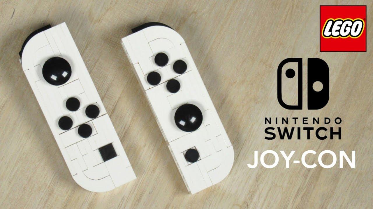 LEGO Nintendo Switch Joy-Con | MOC Tutorial
