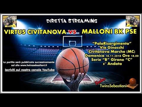 Preview video DIRETTA: Rossella Civitanova - Malloni Porto Sant'Elpidio