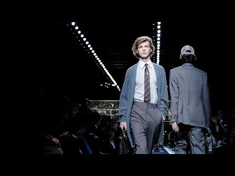 Fendi | Fall Winter 2019/2020 Full Fashion Show | Menswear