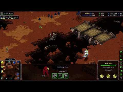 Download herO (Z) vs  Bisu (P) en La Mancha - StarCraft Remastered
