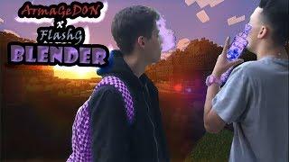 Video ArmaGeDON x FlashG - BLENDER (Prod. RockLoftyBeats)
