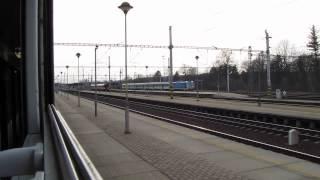 Vlaky z vozu B