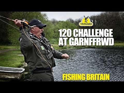 Garnffrwd Fishery Against the Clock – Fishing Britain Shorts