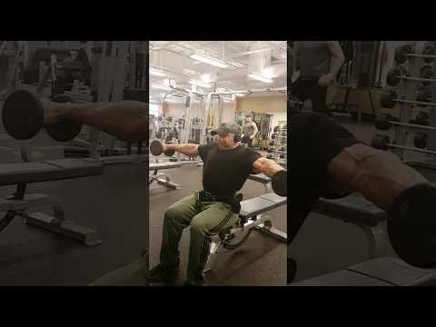 Seated Side Poliquin Raises - Troy Brown