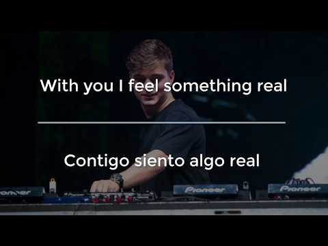 Martin Garrix - High on Life / Letra en Español / Traducido al Español - Ingles / Tomorrowland 2018