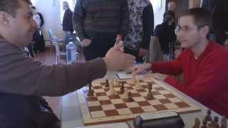 preview picture of video 'Schach in der Schranne in Illertissen'