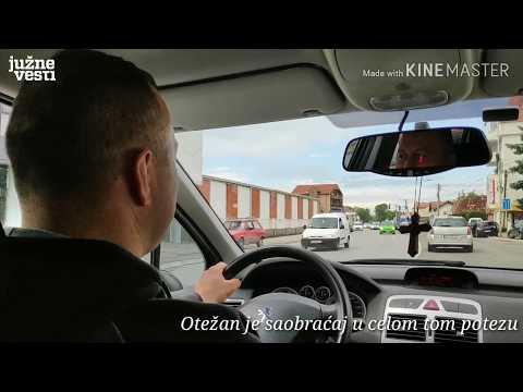Zatvoren sever Niša zbog parade - pešaci u žurbi, vozači nervozni
