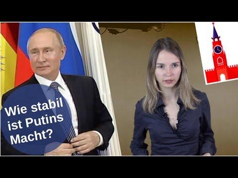 Wie stabil ist Putins Macht? [Video]