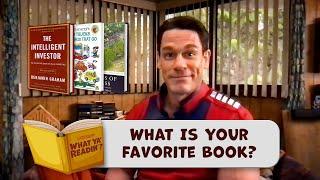 What Ya' Readin'? with John Cena thumbnail