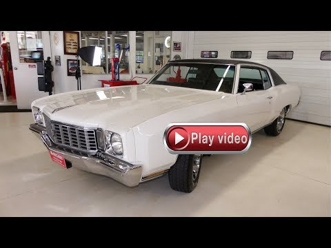 Video of '72 Monte Carlo - OG2T