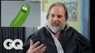Dan Harmon Breaks Down the Biggest 'Rick and Morty' Moments Ever | GQ