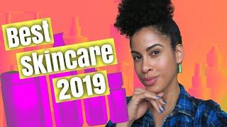 BEST SKINCARE OF 2019 | kinkysweat