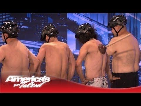 America's Got Talent 2013 - Worst / Funniest / Weirdest Auditions 1/2