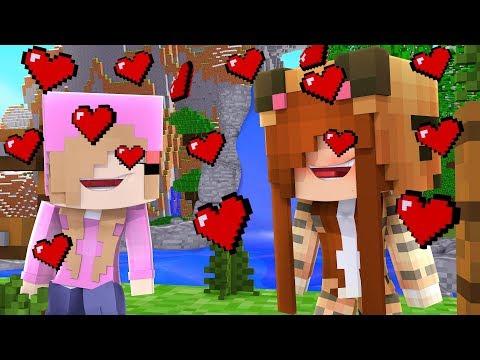 Minecraft Recess - I LOVE TINA !? (Minecraft Roleplay - Episode 21)