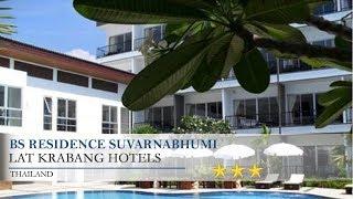 BS Residence Suvarnabhumi - Lat Krabang Hotels, Thailand
