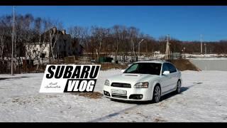 Subaru Vlog: Legacy B4 против Toyota Mark II