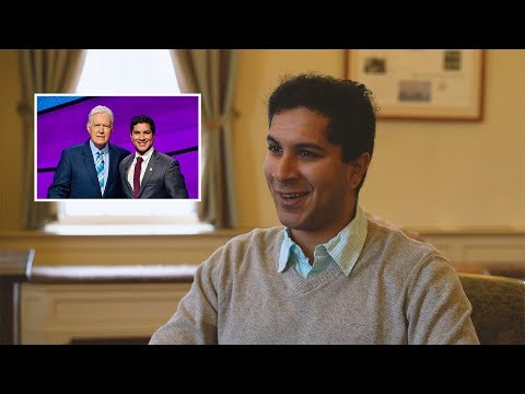 Second-Year Geisel Med Student Reflects on Jeopardy! Experience