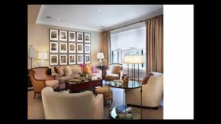 Large Living Room Wall Decorating Ideas