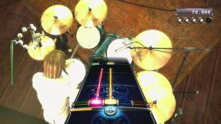 """Rock Band """"Army of the Damned"""" by Pythia Expert Guitar 100% FC"""
