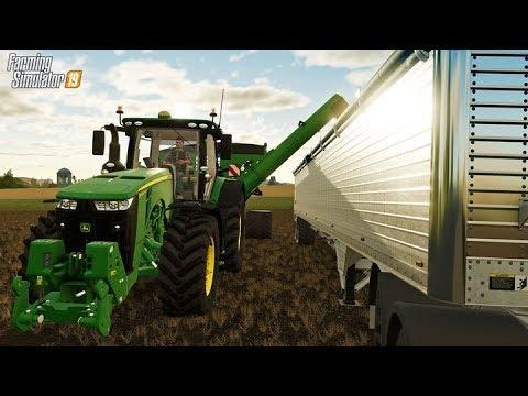 Farming Simulator 19 XEON E5 2640 + GTX 970 ( Ultra Graphics ) ТЕСТ