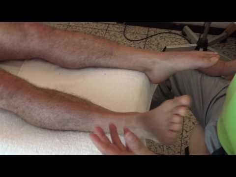 Erste-Hilfe für das Fluid im Kniegelenk