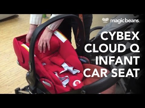 Cybex Cloud Q Infant Car Seat | Most Popular Infant Car Seats 2016 | Prices | ratings | reviews