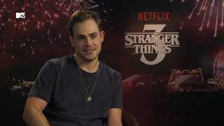 Dacre Montgomery Teases Darker Times In Stranger Things Season 3