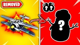 Top 5 Fortnite WEAPONS & ITEMS REMOVED FROM FORTNITE!
