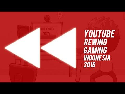 Youtube Rewind Gaming Indonesia 2016