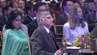 Asian Development Bank's (ADB) 50th Anniversary Reception (Speech)  02/21/2017