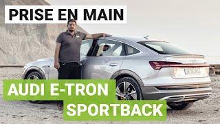 Tout savoir sur l'Audi e-Tron Sportback