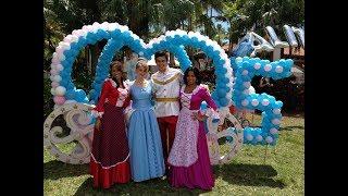 Cinderella Birthday Party Decor & Entertainment. DreamARK Events * Www.dreamarkevents.com *