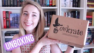 Owl Crate Unboxing!