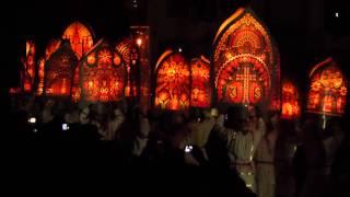 preview picture of video 'St Nicholas Chase (Klausjagen) Küssnacht 2014: 01'