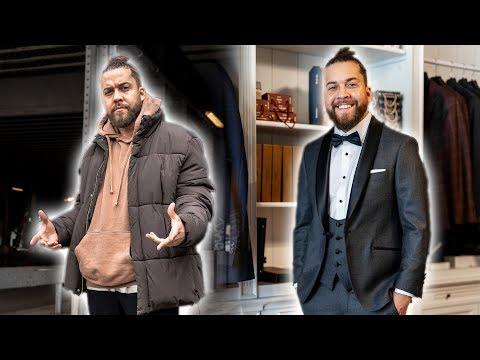 Männer Anzug - darauf muss man achten -  Die Wichtigsten Styling Tipps!